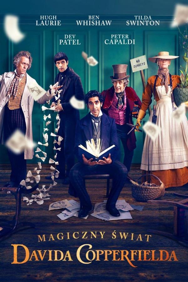 NEW Magiczny świat Davida Copperfielda