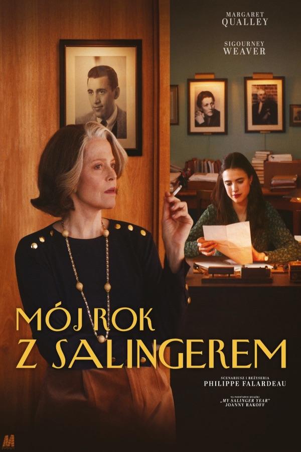 NEW Mój rok z Salingerem