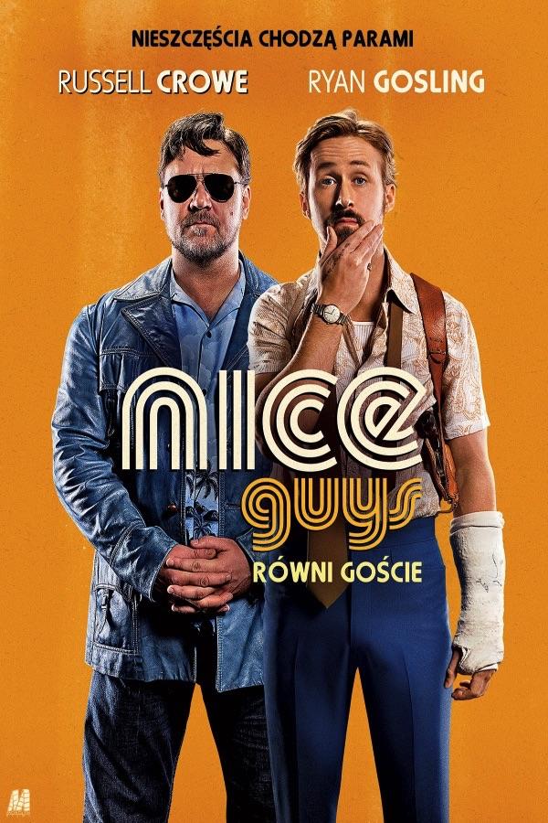 Nice Guys: Równi goście
