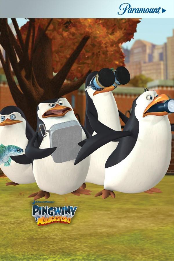 Pingwiny z Madagaskaru, odc. 1