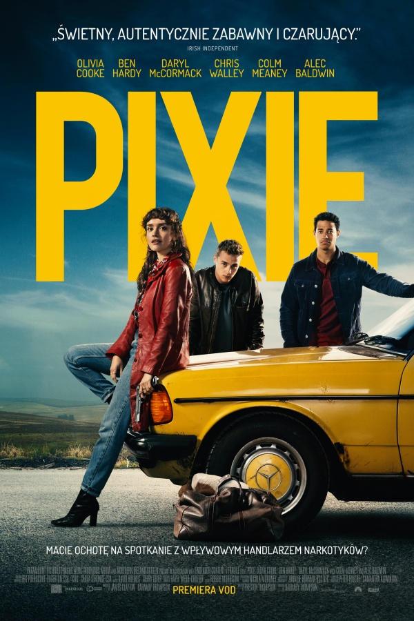 NEW Pixie