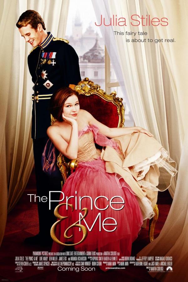 NEW Książę i ja