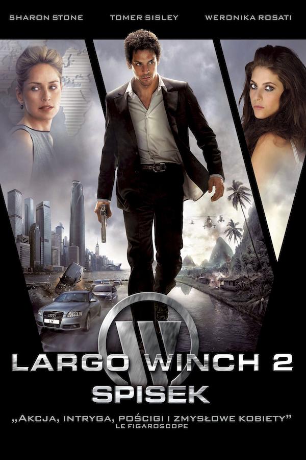 Largi Winch II: Spisek