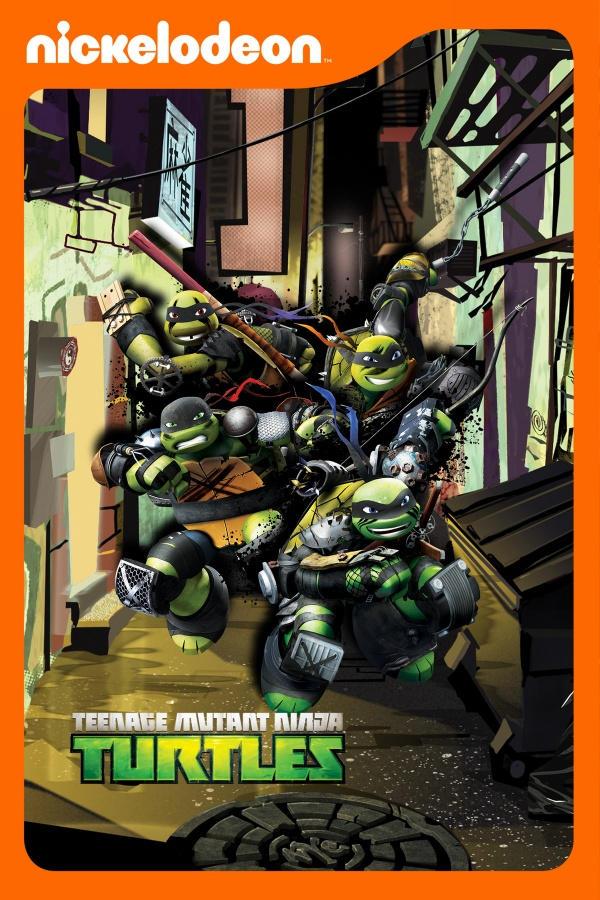 Wojownicze Żółwie Ninja 2, odc. 1