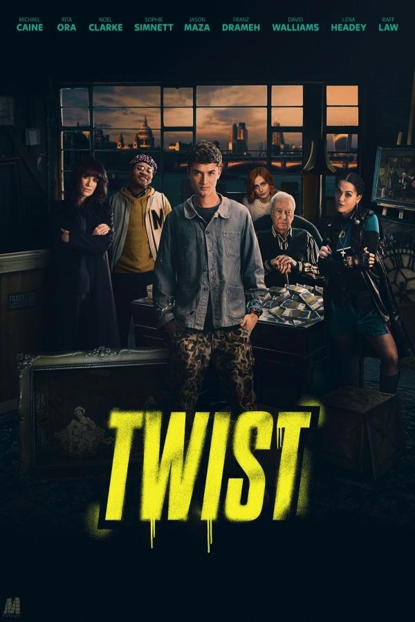 NEW Twist