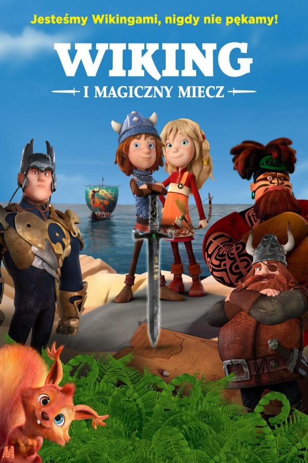 NEW Wiking i magiczny miecz