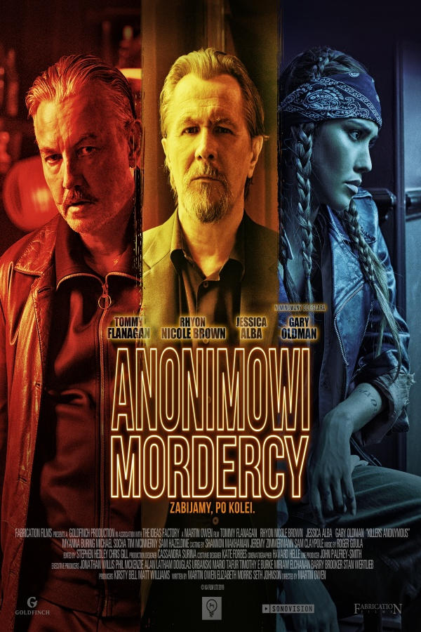 NEW Anonimowi mordercy