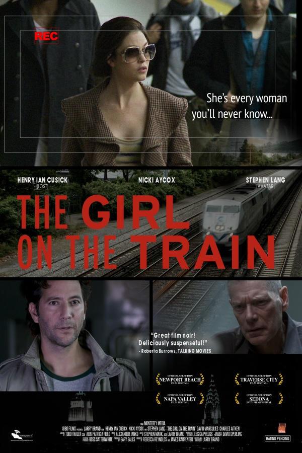 NEW Dziewczyna z pociągu