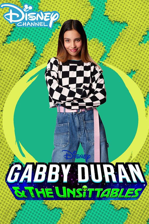 Gaby Duran: galaktyczna opiekunka, odc. 11