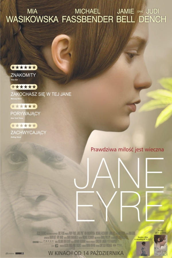 NEW Jane Eyre