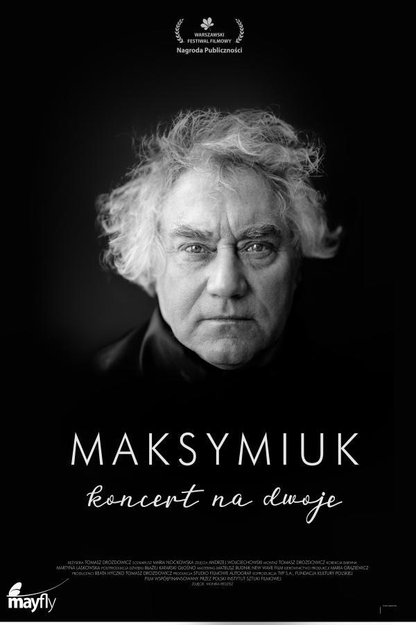 NEW Maksymiuk. Koncert na dwoje