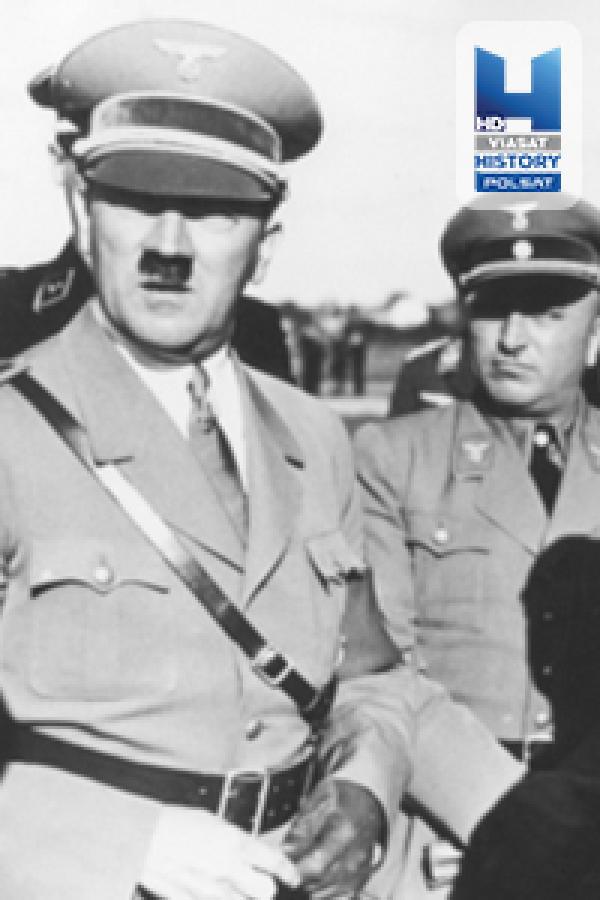 Nadprzyrodzone plany nazistów, odc. 1