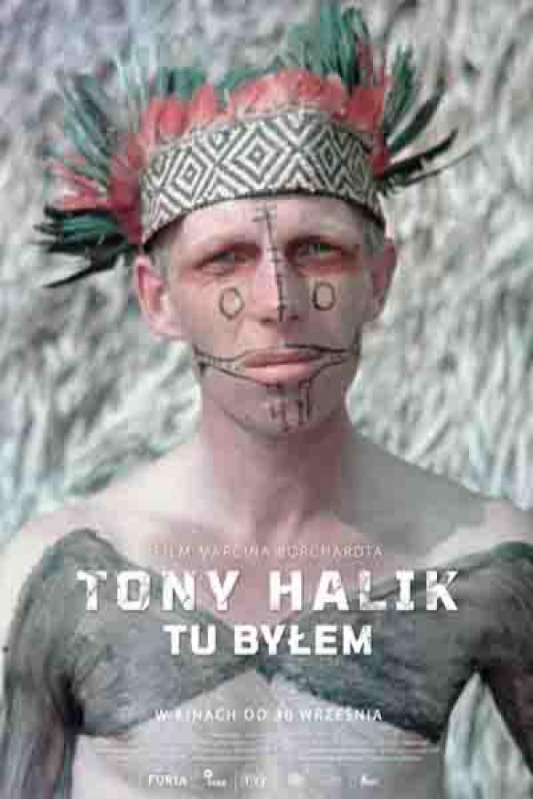 NEW Tony Halik