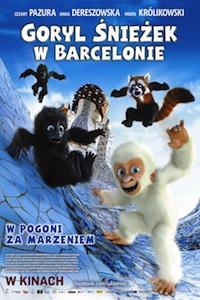 Goryl Śnieżek w Barcelonie