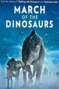 Marsz dinozaurów, część 1