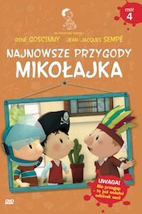 Najnowsze przygody Mikołajka 4, cz. 1