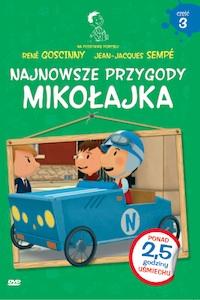 Najnowsze przygody Mikołajka 3, cz.1