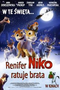 Renifer Niko ratuje brata