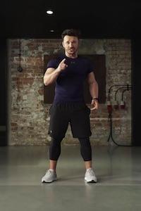 Wzmacnianie mięśni - Trening  2
