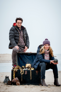 Reiff - gotowa na wyspę - Katharina i wielki skarb